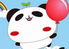 パンダのたぷたぷの公式カジュアルゲーム「パンダのたぷたぷ そらのたび」が登場