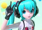 初音ミクと「P4D」のコラボモデル「P4Dスタイル」が「初音ミク -Project DIVA- X」や「初音ミク Project DIVA Arcade Future Tone」などで登場!