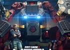 PS4/Xbox One版「ジャストコーズ3」今度は巨大メカで大暴れ!追加DLC第二弾「Mech Land Assault」が配信開始