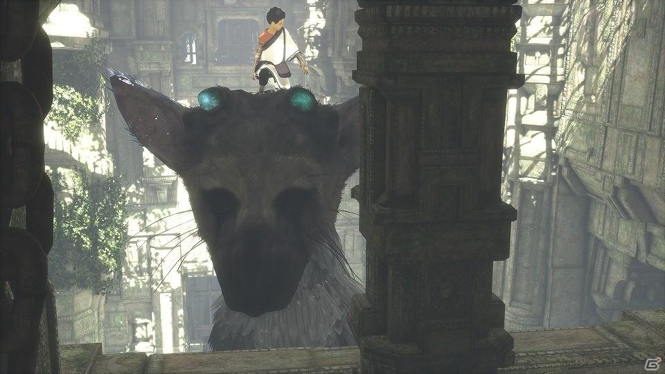 PS4「人喰いの大鷲トリコ」発売日が2016年10月25日に決定!ストーリートレーラーも公開