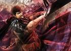 PS4/PS3/PS Vita「ベルセルク無双」の発売日が2016年9月21日に決定!PV第1弾&初回特典も公開に
