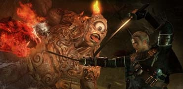 PS4「仁王」ウィリアムの前に現れた忍者・服部半蔵を紹介!新武器や守護霊、妖怪たちの姿も明らかに