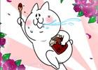 猫のようで猫でない不思議な生き物がお店を経営!「にゃっちーずクッキング【小さな店の大きな野望】」がiOS/Android向けに配信開始