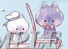 やさしいパステルカラーの「MeltyCat」が3Dテーマになって登場