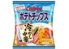 ナムコ×カルビーより「ポテトチップス 冷やし中華はじめました味」がアミューズメント施設に投入決定