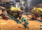 3DS「モンスターハンタークロス」イベントクエスト「双獅激天」が配信