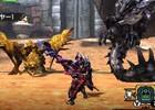 3DS「モンスターハンタークロス」イベントクエスト「最強への挑戦」が配信