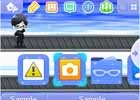 TVアニメ「坂本ですが?」の3DS用テーマショップが配信スタート