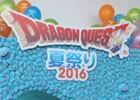 堀井雄二氏が「りゅうおう」の姿に!?「DQX」現役プレイヤーのゲスト陣に、歴代の初心者大使も集結した「ドラゴンクエスト夏祭り2016」レポート