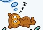 「パラッパラッパー」が新アニメシリーズで復活!ショートアニメ「PJベリーのもぐもぐむにゃむにゃ」第1話が8月18日に放送