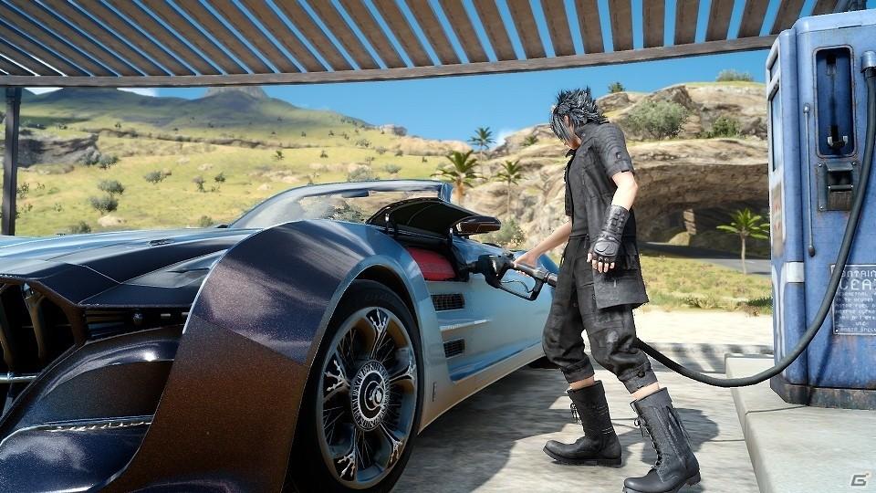 PS4/Xbox One「ファイナルファンタジーXV」序盤をプレイして分かったこと―成長や戦闘システムの基本、「KINGSGLAIVE」との関連性も