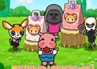iOS/Android「LINE ポコパン」コラボ動物をGETして、嫌味な上司を負かそう!「アグレッシブ烈子」とのコラボイベントが開催