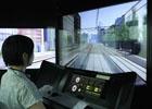 全4画面ディスプレイの大型筐体で楽しめるAC「電車でGO!!」をネイロとタイトーが鋭意開発中