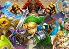 3DS「ゼルダ無双 ハイラルオールスターズ」追加コンテンツ第3弾「夢幻の砂時計+大地の汽笛パック」が配信開始