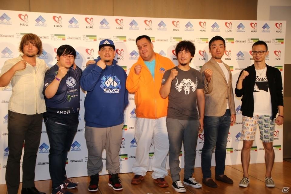【TGS 2016】「EVO Japan」を日本で開催する意義と展望について実行委員たちが語ったセッションをレポート