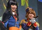 【TGS 2016】竹達彩奈さんが実機プレイに挑戦!渚さんと宮本彩希さんもシリウス&ベガのコスプレで登場した「STARLY GIRLS -Episode Starsia-」ステージレポート