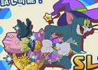 iOS/Android「トムとジェリー ざくざくトレジャー」ハロウィンイベントが開催!コスプレピッケル「魔女のほうき」も登場