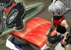 アクションSTG「ジオラマ・バトル・オブ・ニンジャ」がSteamロボットセールで20%オフに!