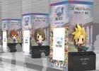 「ワールド オブ ファイナルファンタジー」FFキャラが渋谷をジャック!キャラボイスも楽しめる、触れる巨大フィギュアが10月10日に登場