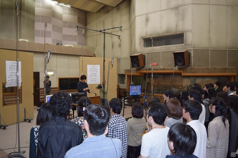 PS4/PS Vita「蒼き革命のヴァルキュリア」国歌斉唱イベントに潜入―指揮を担当した作曲家・光田康典氏、スタッフ陣に手応えを聞く