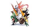 3DS「ポケットモンスター サン・ムーン」最初にパートナーとなるポケモンたちの進化した姿が明らかに