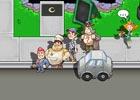 PS4/PS Vita版「シチズンズ オブ アース 戦え!副大統領と40人の市民達!」本日配信―世界の副大統領となってさまざまな現象を解決していくRPG