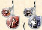 イラストと家紋がセットになった「戦国BASARA 真田幸村伝 メタルストラップコレクション」(全10種)が10月27日に発売