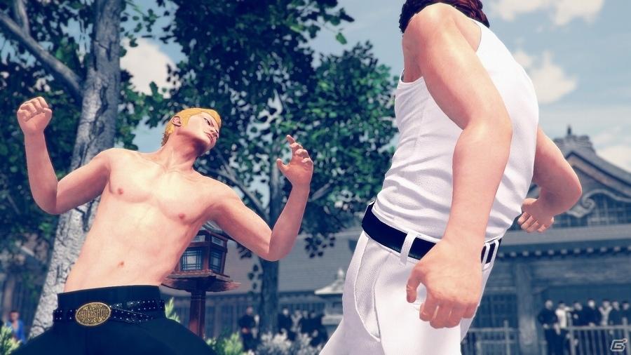 PS4「クローズ BURNING EDGE」本日発売―不良漫画の金字塔「クローズ」の物語をPS4で体験!
