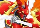 iOS/Android「デジモンリンクス」デュークモンクリムゾンモードが登場するイベント「解放されし紅蓮の騎士」が開始!
