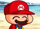 パワプロくんがマリオの姿に!?3DS「実況パワフルプロ野球 ヒーローズ」と「マリオ」のコラボが決定