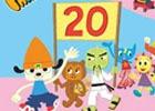 懐かしのゲームも体験できる「ゲーム20周年&アニメ15周年パラッパラッパー アニバーサリーフェス」が12月4日より開催!