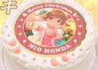 「アイドルマスター シンデレラガールズ」2016年クリスマス限定デザインのプリントケーキ&マカロンが登場!