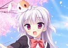 ウサギと少女に出会った不思議な冬物語―PS Vita「はつゆきさくら」が2017年3月23日に発売!