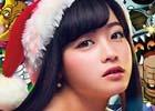 iOS/Android「ドラゴンクエストモンスターズ スーパーライト」橋本環奈さんがサンタガールに扮する「カンナサンタのモンスタークリスマス♪」広告が登場!