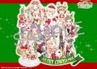 3DS「牧場物語 3つの里の大切な友だち」もうすぐクリスマス!まつやまいぐさ氏の描き下ろし特製壁紙が配布中