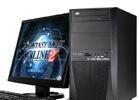サードウェーブデジノス、GALLERIA「ファンタシースターオンライン2」推奨パソコンに「KabyLake」搭載モデルを3種追加