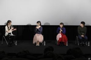 篠田みなみさん、高田憂希さん、茂木総監督が登壇した「Tokyo 7th シスターズ」2ndライブBlu-lay先行上映会舞台挨拶をレポート