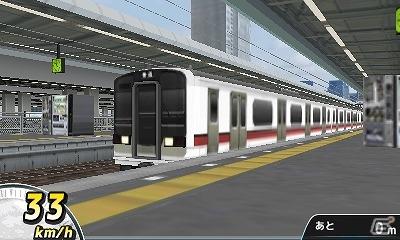 東京から安房鴨川までの沿線を運転!3DS「電車運転指令!東京湾編」が配信開始