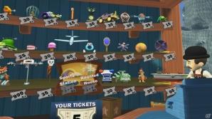 12種類のミニゲームをVRで楽しもう―シリーズ初のVR対応タイトル「カーニバル ゲームズ VR」のプレイレポートを掲載