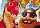 ストラテジーゲーム「バトルドラゴン いにしえの財宝」が1月19日よりmixiゲームにてサービス開始!