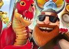 新感覚ストラテジーゲーム「バトルドラゴン いにしえの財宝」がmixiゲームにてサービス開始