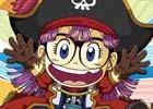 「釣り★スタ」「海賊王国コロンブス」「GREEアバター」とDr.スランプアラレちゃんがコラボ!オリジナルカードやアバターをゲット