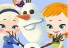 iOS/Android「ディズニー マイリトルドール」にてイベント「氷のかけらを集めよう」が開催!幼いころのアナとエルサになりきろう