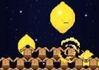 ただただレモンを眺め続けるサントリー初の放置系ゲーム「the LORD of the LEMON」が誕生!URLにも注目