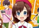3DSで漫画が描ける職業体験ADV「まんが家デビュー物語 ステキなまんがをえがこう」が本日発売
