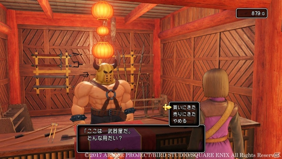PS4/3DS「ドラゴンクエストXI 過ぎ去りし時を求めて」の広大な冒険世界を紹介!新たな仲間・シルビアの情報も
