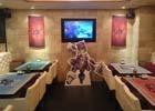 3DS「モンスターハンターダブルクロス」の「リアル集会所」がパセラリゾーツ新宿本店にてプレオープン!