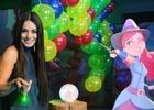 ニューヨークで「バブルウィッチ3」をテーマとした特設イベントが開催―「ハイスクール・ミュージカル」のヴァネッサ・ハジェンズさんも参加