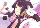 PS Vita「戦極姫7~戦雲つらぬく紅蓮の遺志~」新キャラクター「安倍晴明」のイラストイメージが公開!