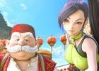 PS4/3DS「ドラゴンクエストXI 過ぎ去りし時を求めて」で楽しめる多彩な戦闘を紹介!旅の仲間「マルティナ」「ロウ」も公開に
